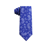 Hankie Blue - Kids' Neckties