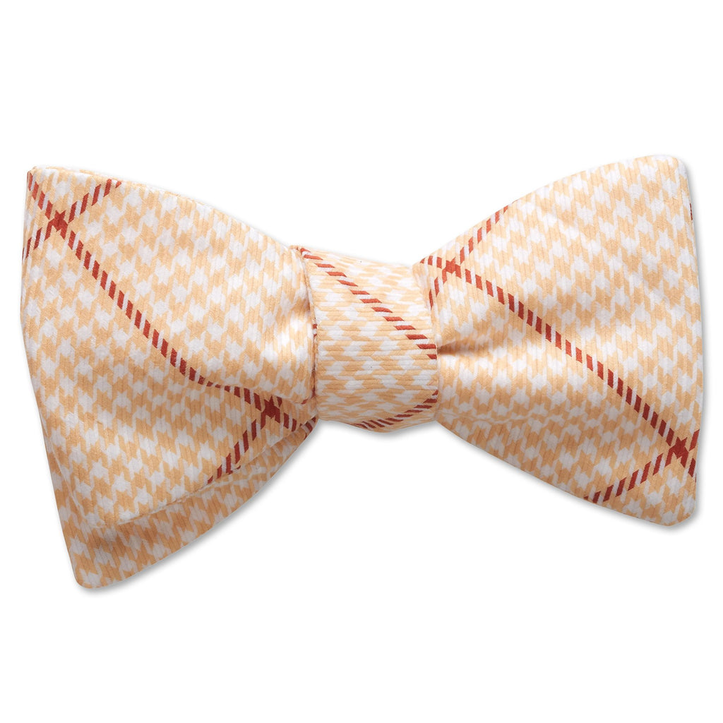 Houndish Brown - bow ties