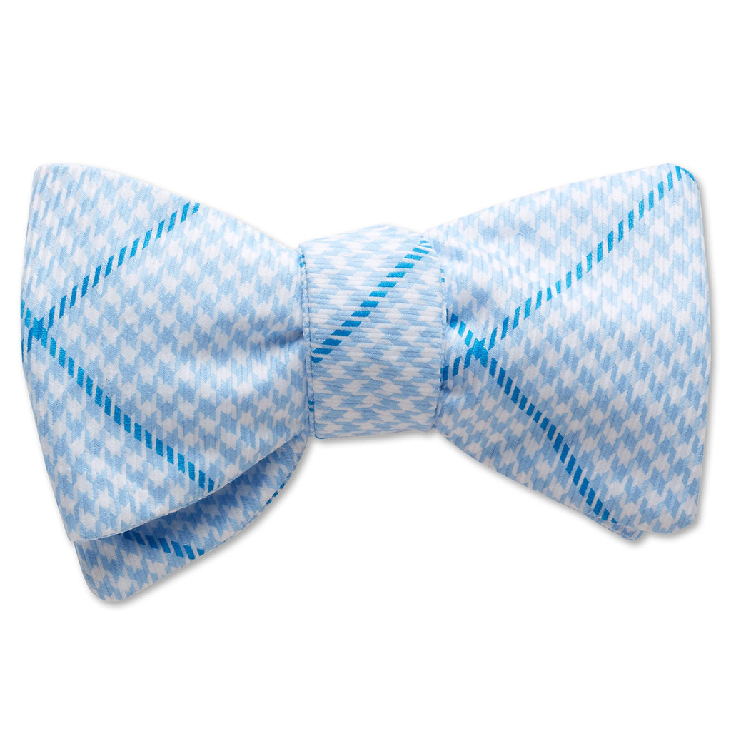 Houndish Blue - bow ties