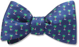 Holiday Palms - Kids' Bow Ties