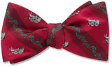 Holly Station Red - bow ties