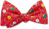 Holiday Tee - bow ties