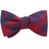 Ingonish Red - Kids' Bow Ties
