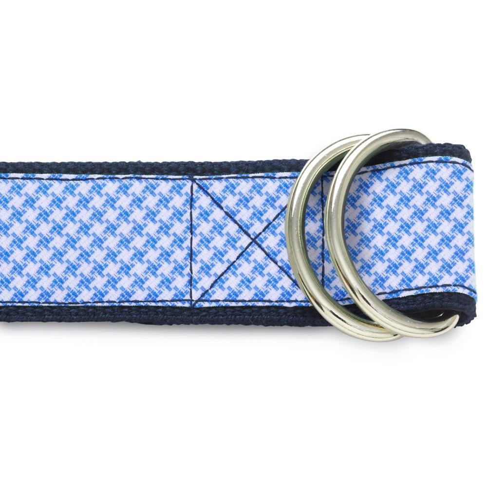 Inspiration Blue D-Ring Belts