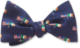 Irish Tricolour - Kids' Bow Ties