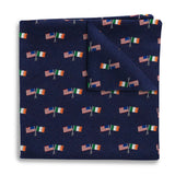 Irish Tricolour - Pocket Squares