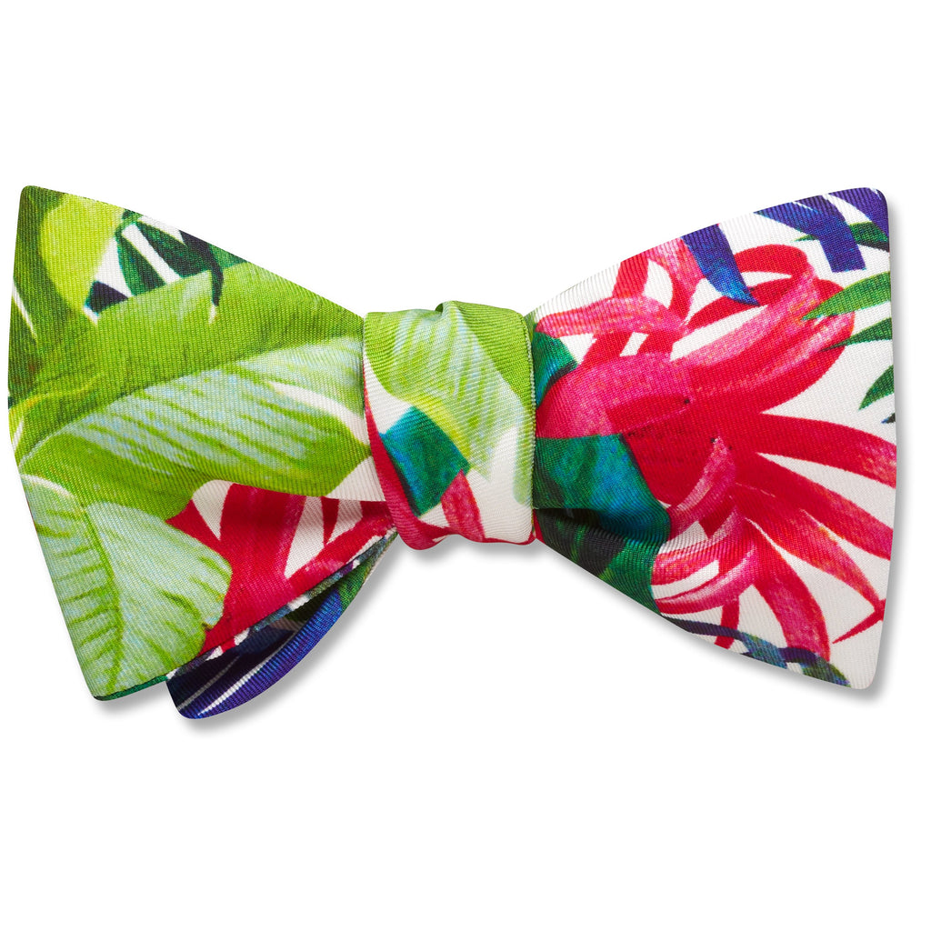 Jungle bow ties