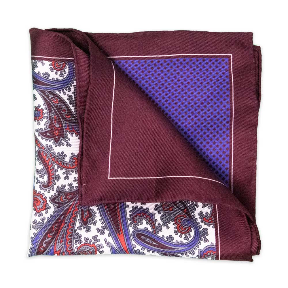 Kazan Pocket Square