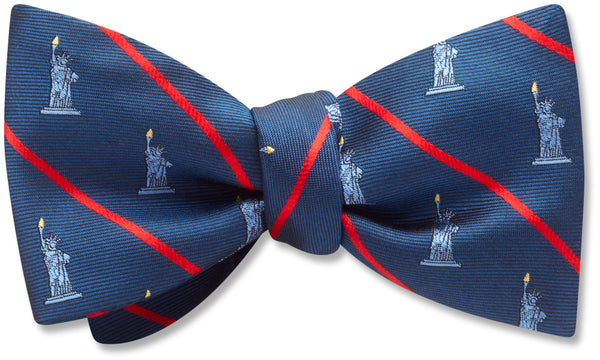 Lady Liberty - bow ties