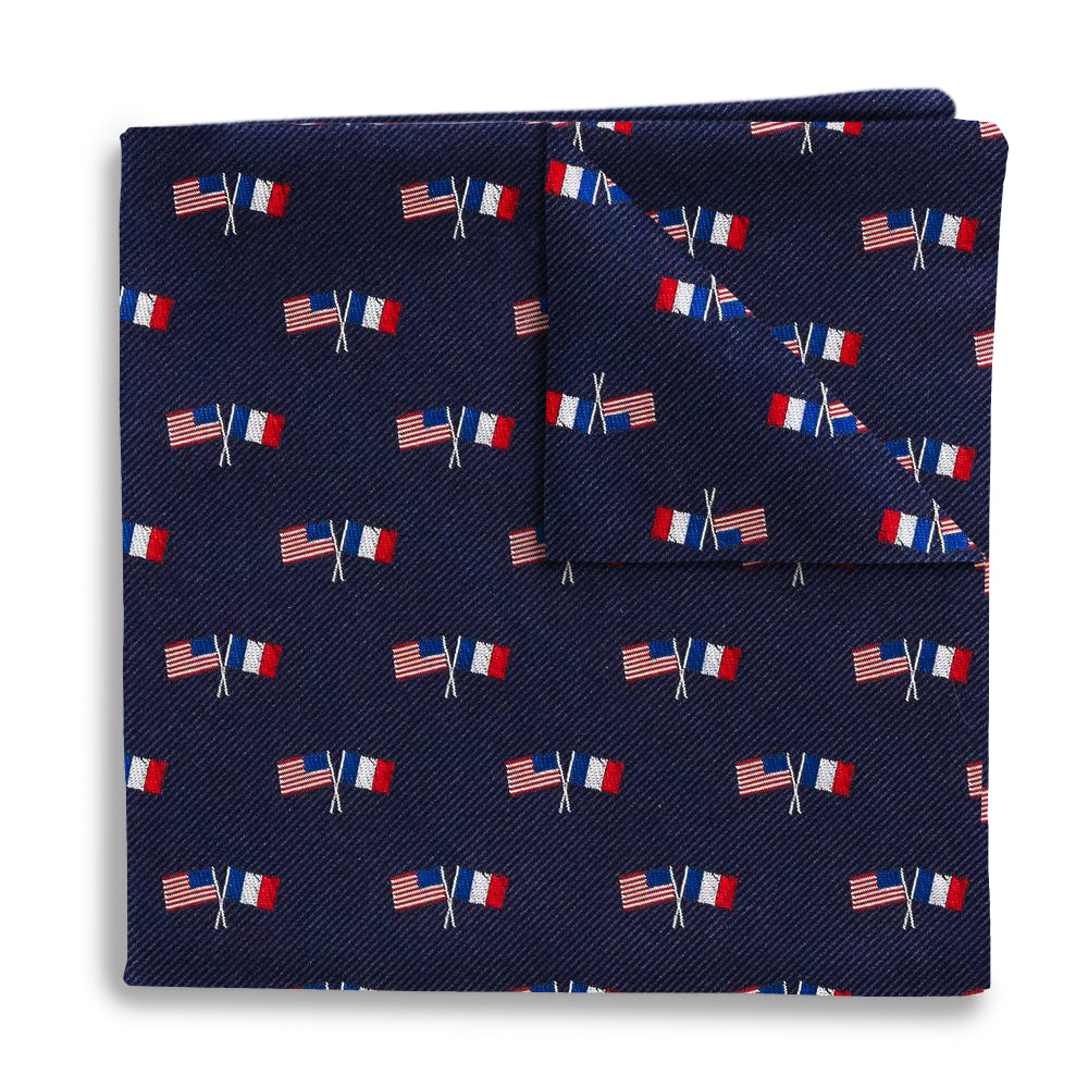 Le Tricolore - Pocket Squares