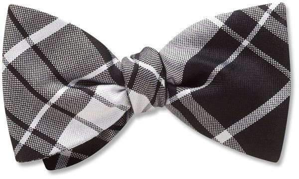 Mansfield Black - bow ties