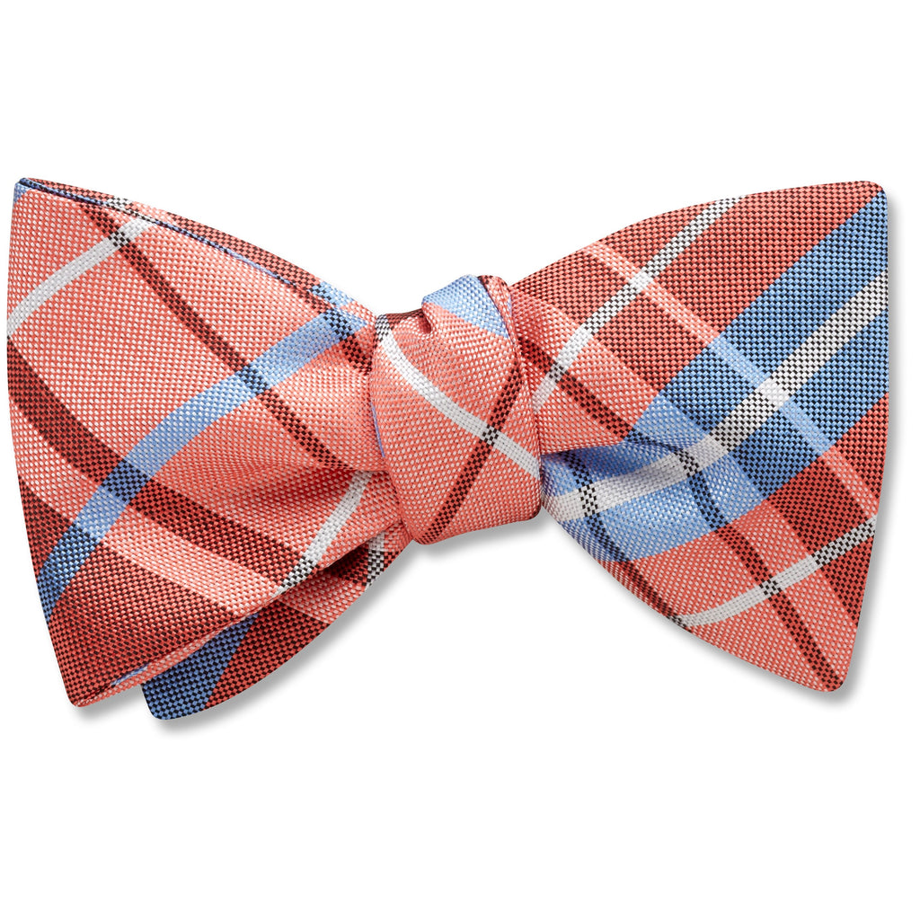 Mansfield Coral - bow ties