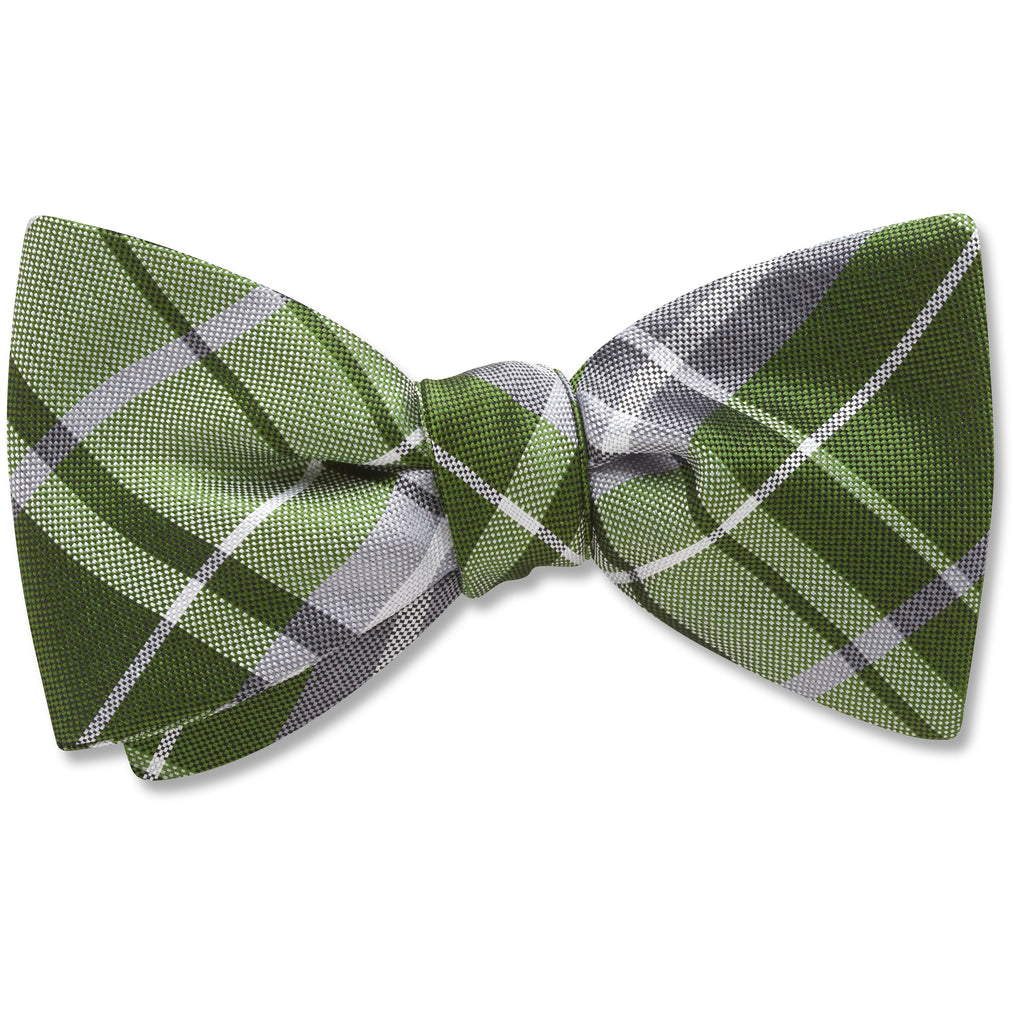 Mansfield Olive - bow ties