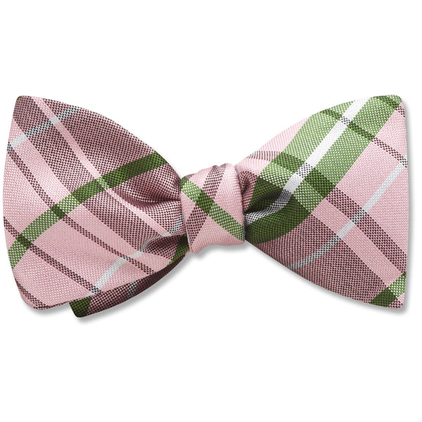 Mansfield Pink - bow ties
