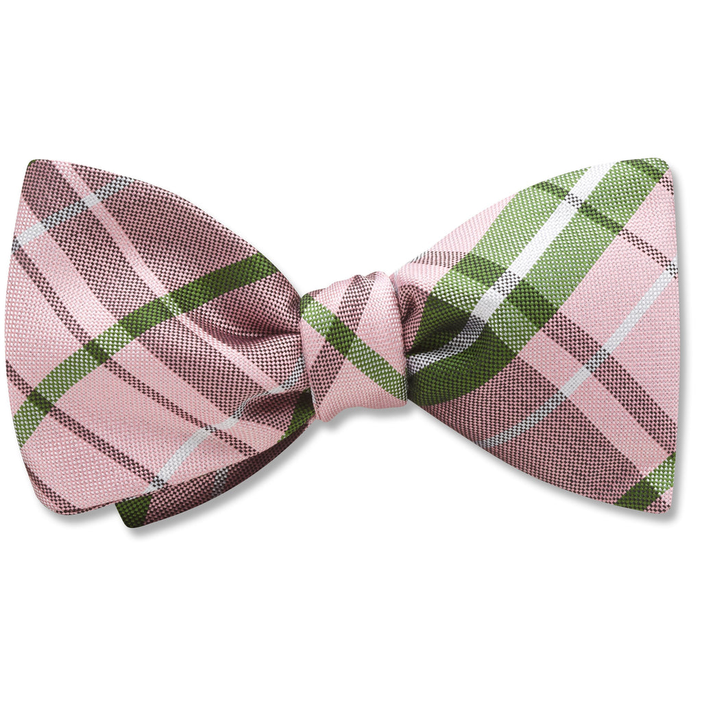 mansfield-pink-pet-bow-tie
