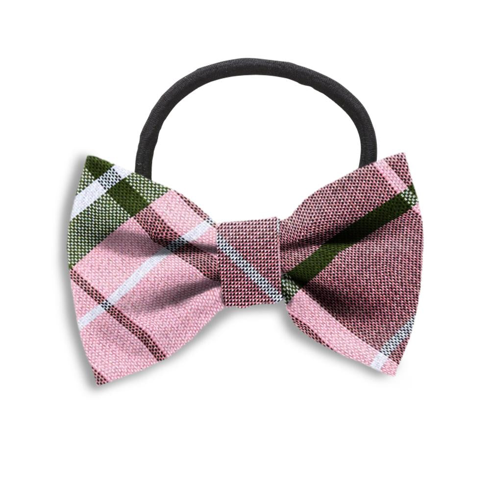 Mansfield Pink - Hair Bows