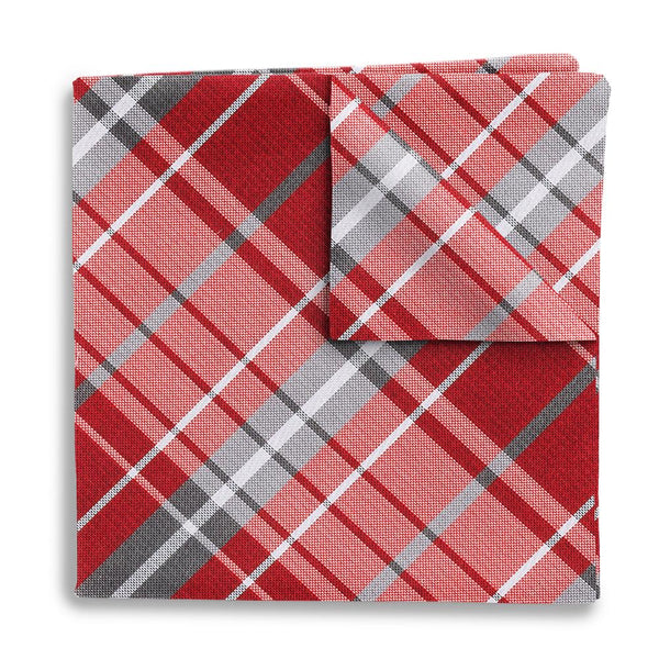 Mansfield Persimmon - Pocket Squares