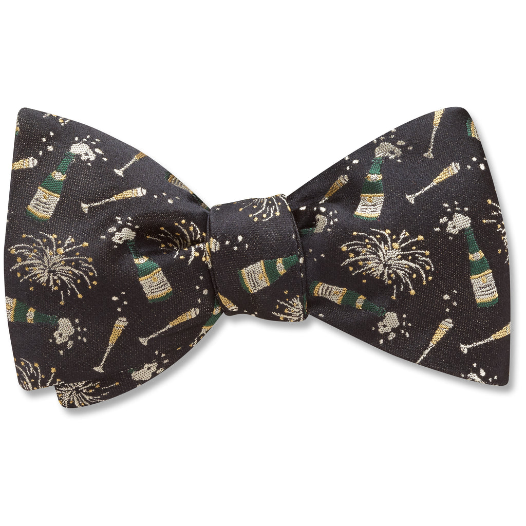 Midnight - bow ties