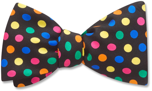 Modern Dots - bow ties
