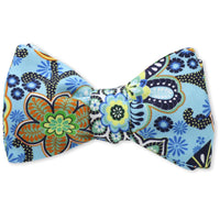 Millard Blue bow ties