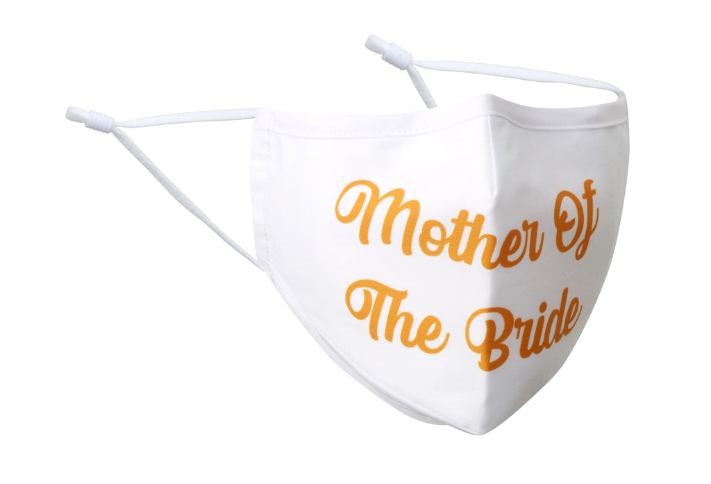 Mother of the Bride Face Mask