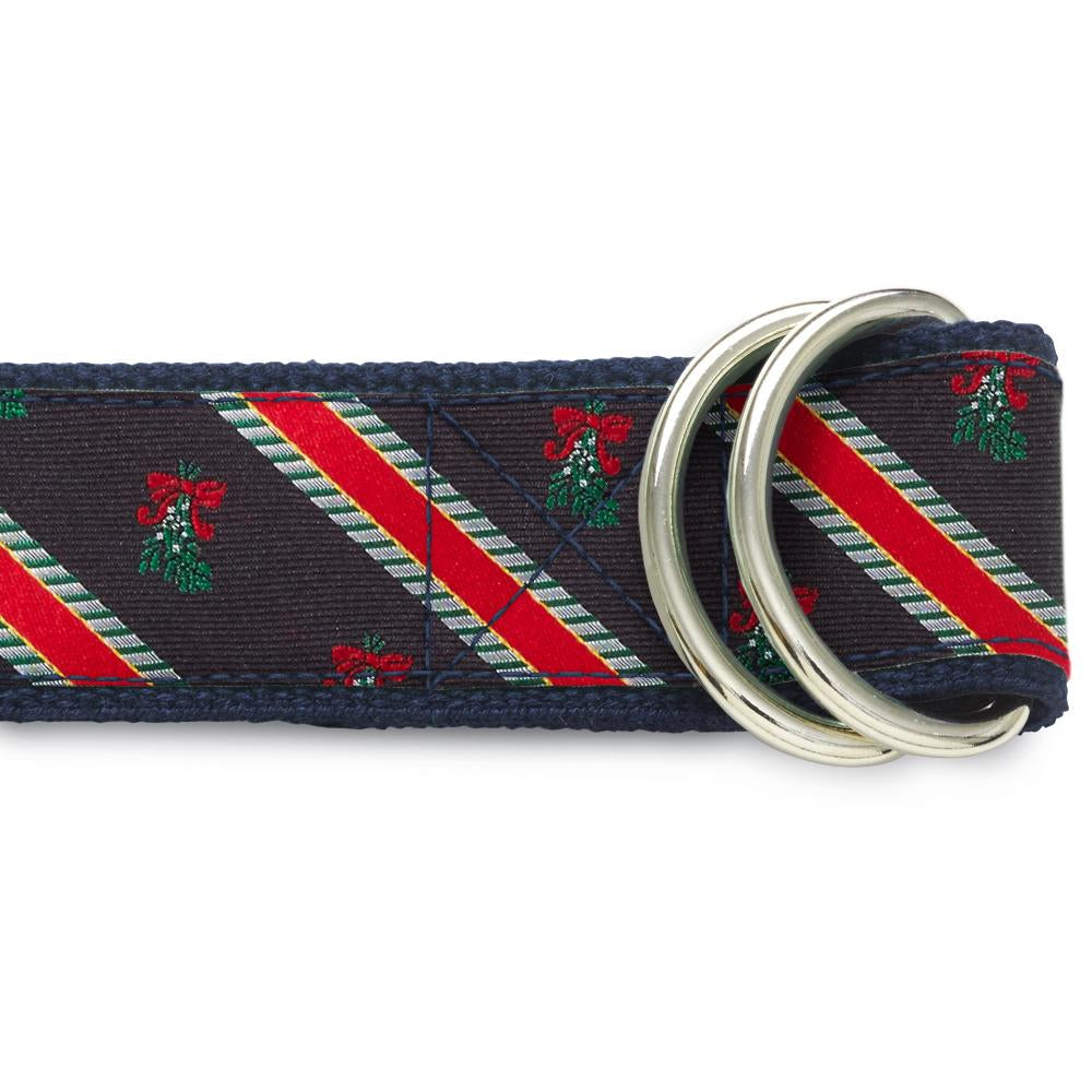 Mistletoe Lane D-Ring Belts