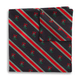 Mistletoe Lane - Pocket Squares