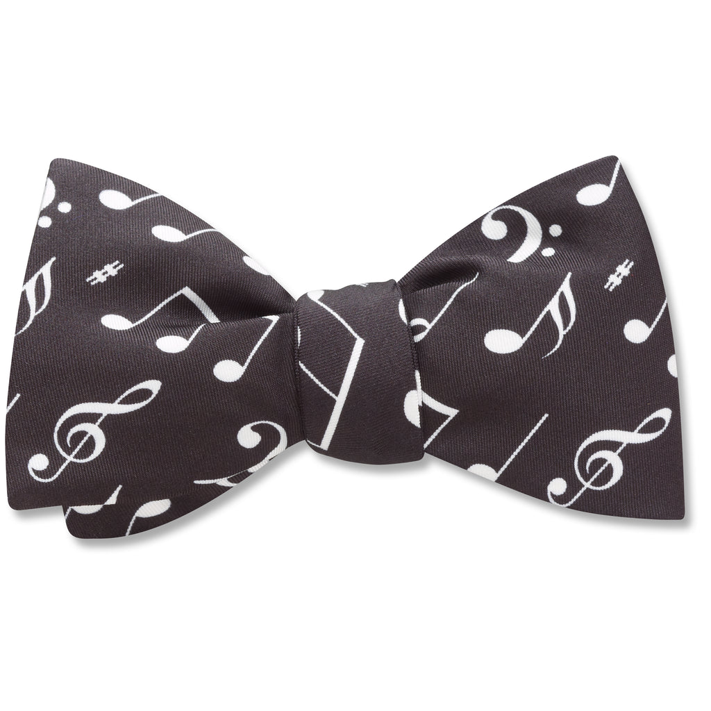 Music Notes - Kids' Bow Ties