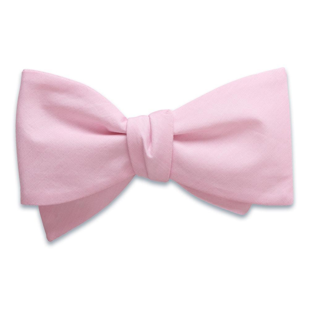 Bufferton Pink bow ties