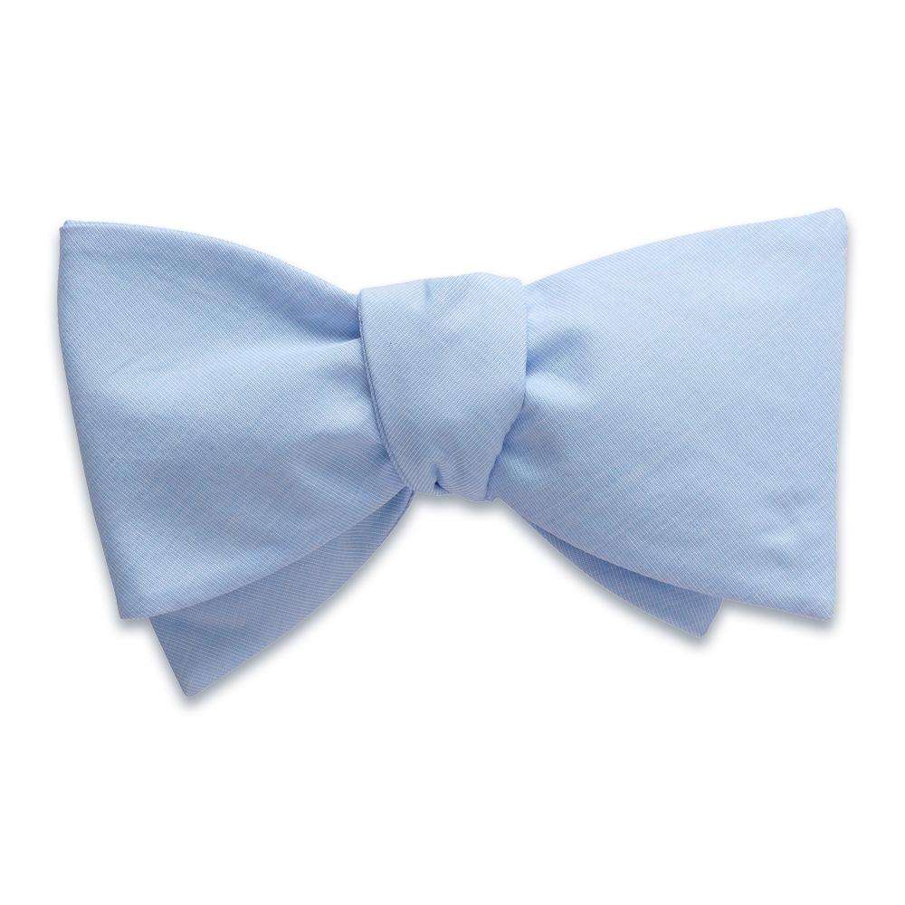 Bufferton Blue bow ties