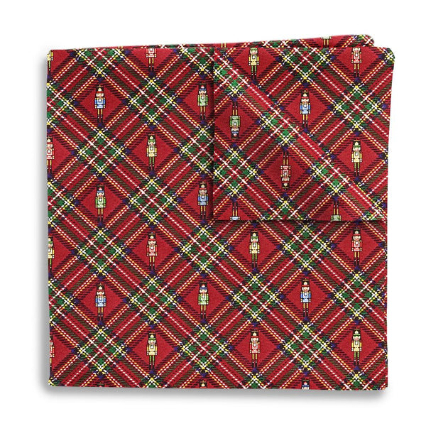 Nutcracker Suite - Pocket Squares