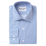 Olympic Blue Dress Shirt