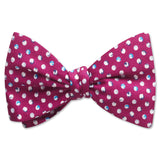 Orbitas Plum - bow ties