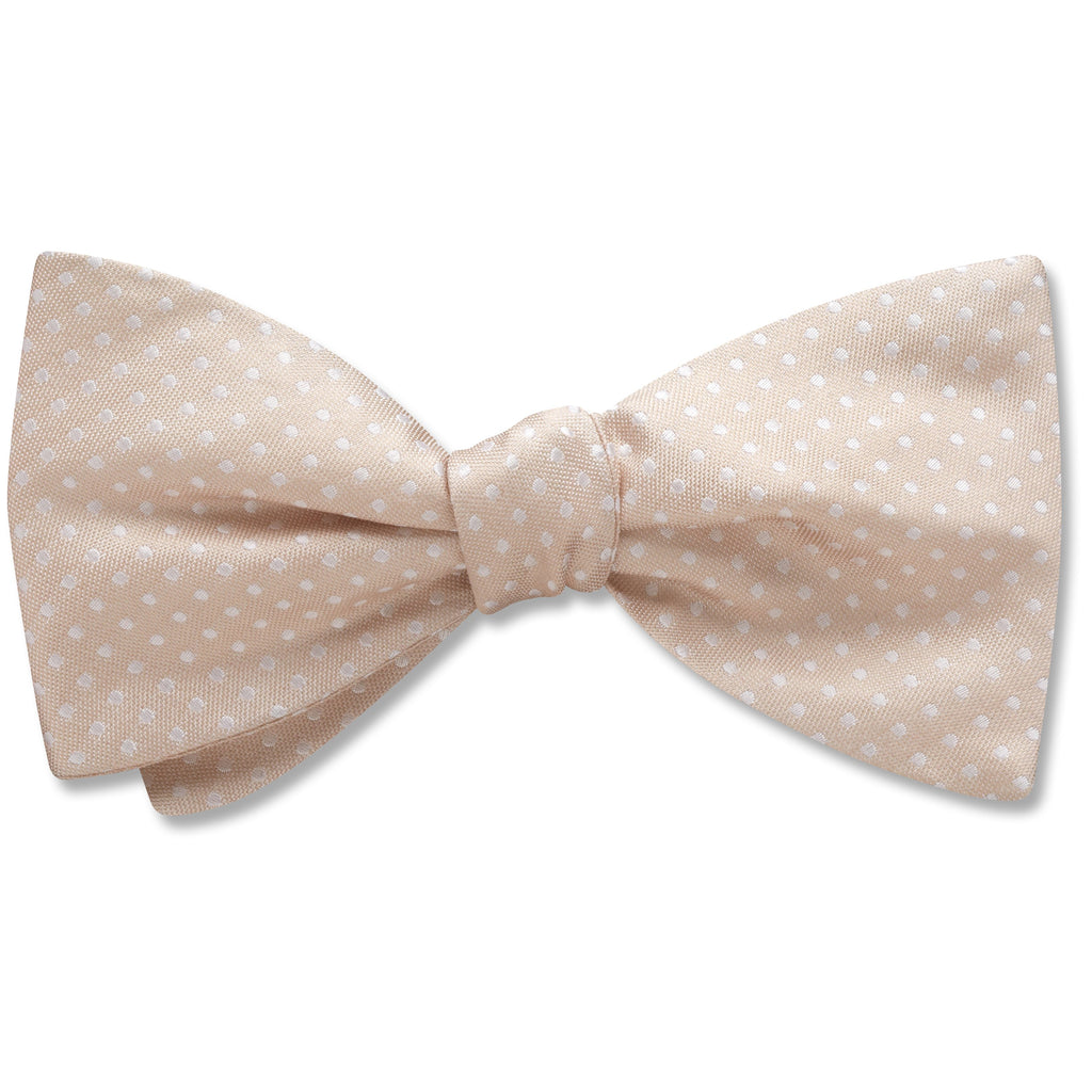 Oriel Champagne - Kids' Bow Ties