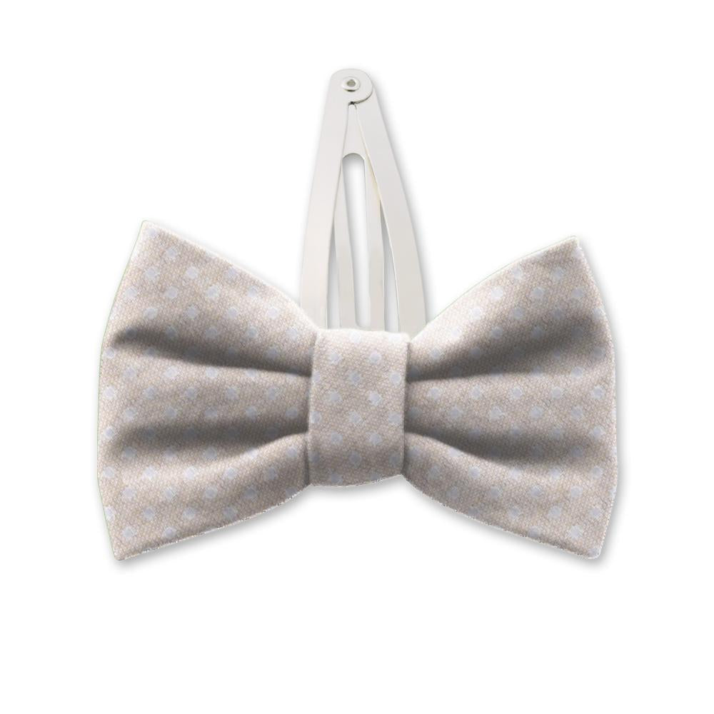 Oriel Champagne Kids Hair Clips