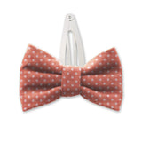 Oriel Coral Kids Hair Clips