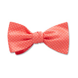 Oriel Coral - Kids' Bow Ties