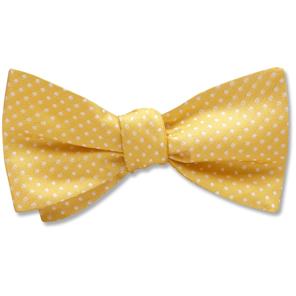 Oriel Canary - bow ties