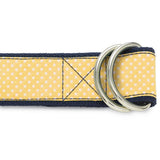 Oriel Canary - D-Ring Belts