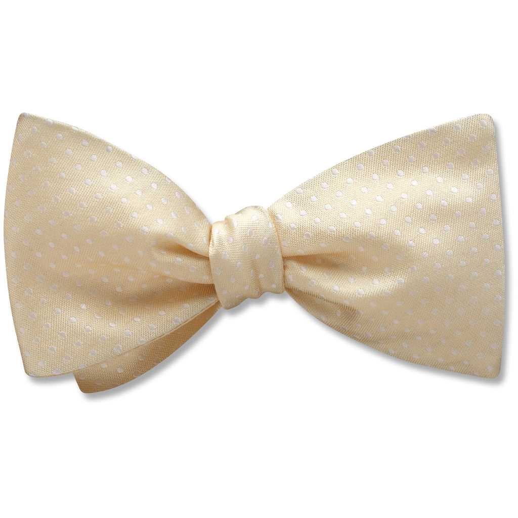 Oriel Ivory - Kids' Bow Ties