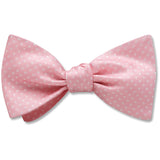 Oriel Pink - Kids' Bow Ties