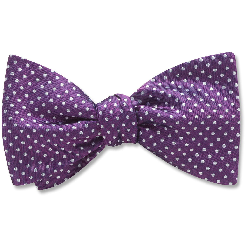 Oriel Plum - bow ties