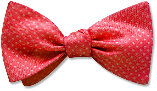 Oriel Persimmon - bow ties