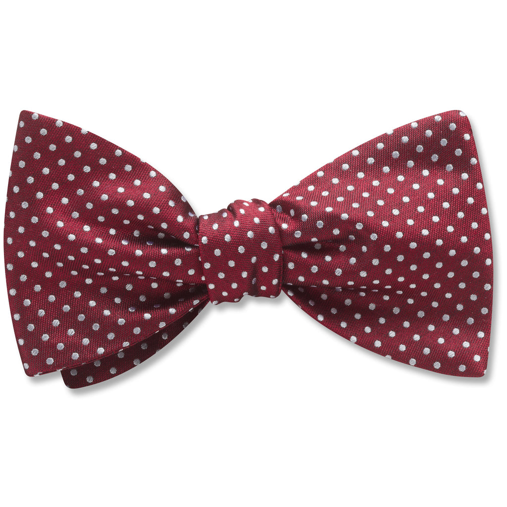 Oriel Wine - Kids' Bow Ties