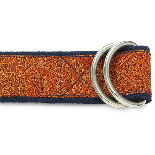 Pembroke Sienna - D-Ring Belts