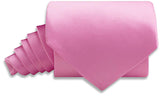 Pink Charmeuse - Neckties