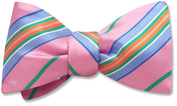 Pink Lake - bow ties