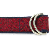 Pembroke Wine - D-Ring Belts