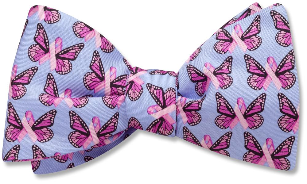 Papillon Pink - Kids' Bow Ties