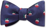 Plum Pudding - bow ties